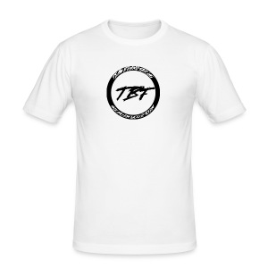 Team Brandfarlig TBF - Slim Fit T-shirt herr