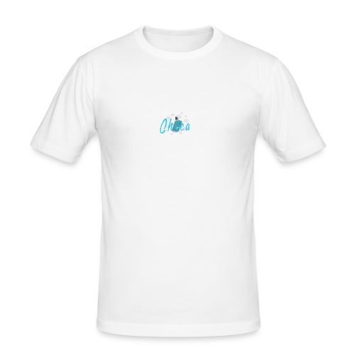 Chocalteicing X Pqlrz - Men's Slim Fit T-Shirt