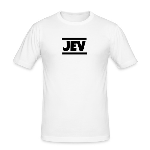 JEV - Men's Slim Fit T-Shirt