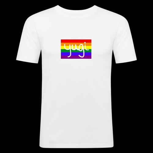 Yugi Pride - Men's Slim Fit T-Shirt