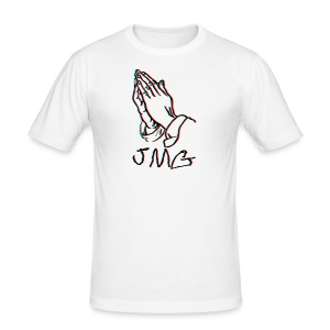JMG. - Männer Slim Fit T-Shirt