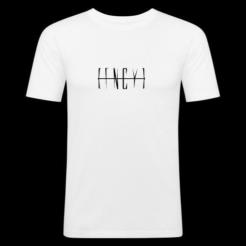 fncy - Männer Slim Fit T-Shirt