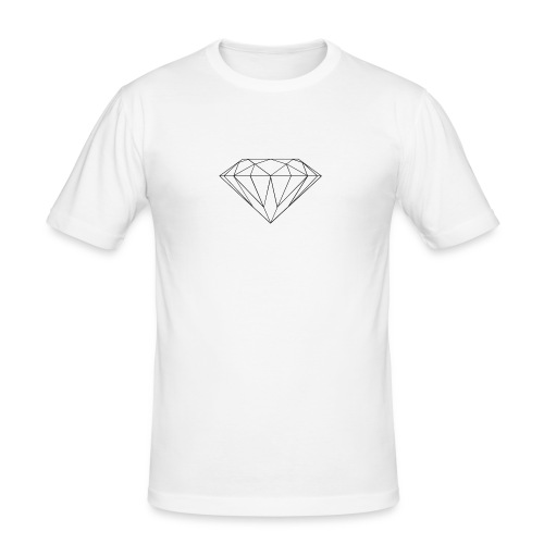 liams dimond - Men's Slim Fit T-Shirt