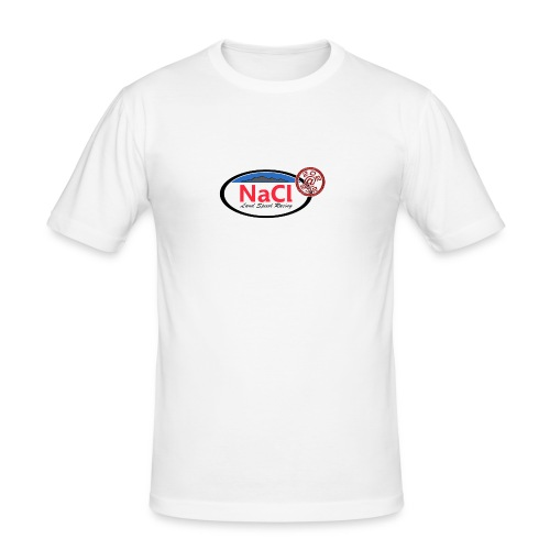 Logo NaCl - T-shirt près du corps Homme