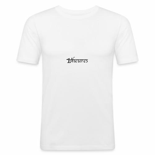 14heures - T-shirt près du corps Homme