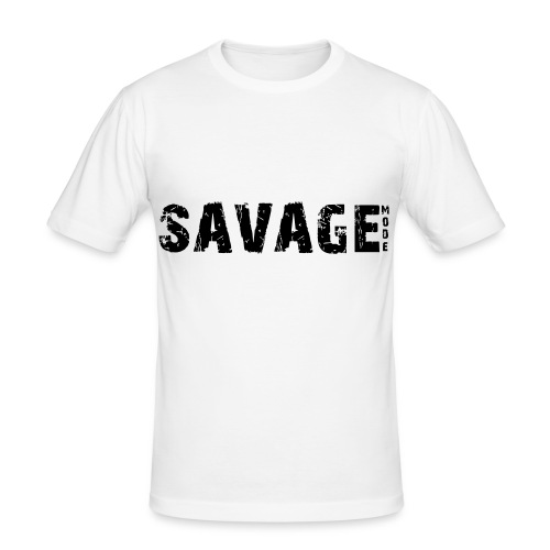 SAVAGE - Camiseta ajustada hombre