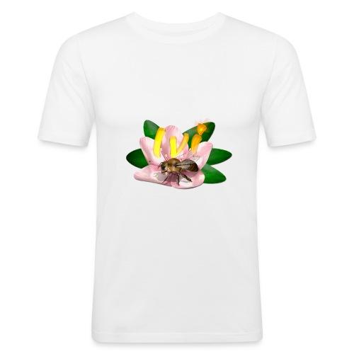 L'abeille - T-shirt près du corps Homme