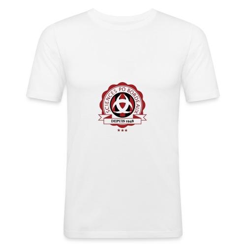 Sciences Po Bordeaux 2016-2017 - T-shirt près du corps Homme