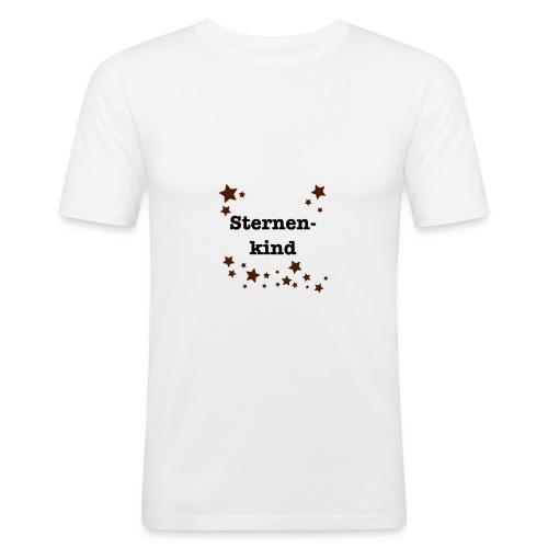 Sternenkind - Männer Slim Fit T-Shirt