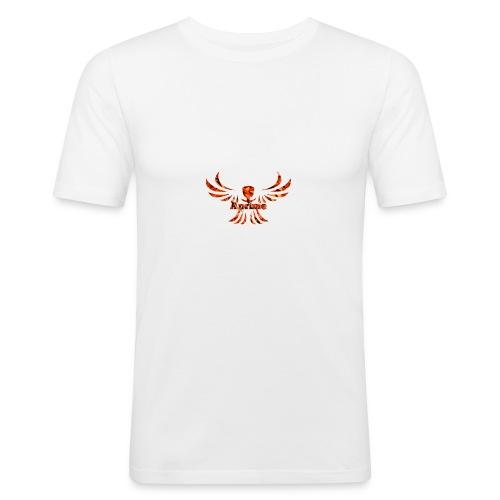Aprime - Männer Slim Fit T-Shirt