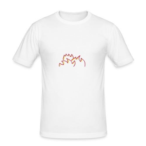 Caught on fire [LIMITED] - Herre Slim Fit T-Shirt