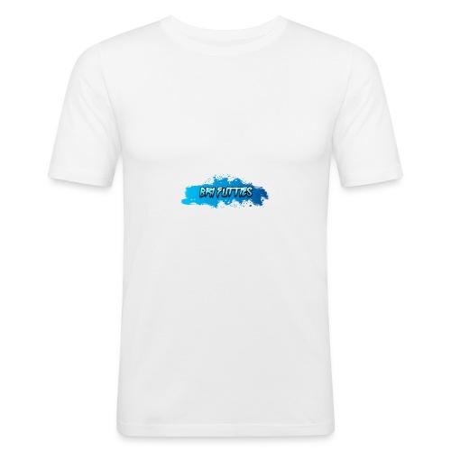 Bri futties original design - Men's Slim Fit T-Shirt