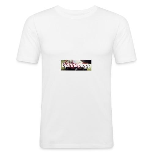 Red Car Tee - Slim Fit T-skjorte for menn