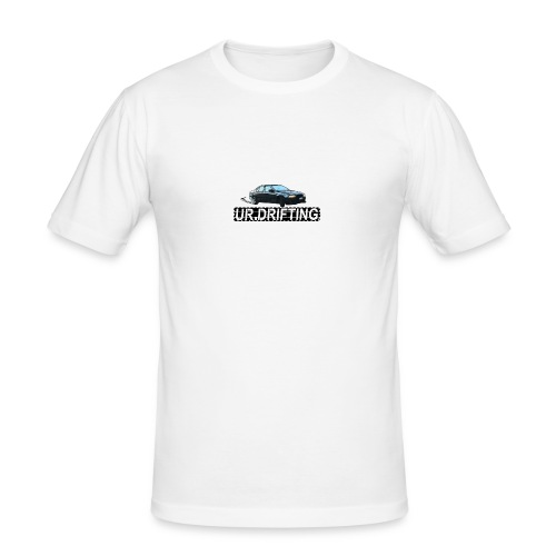 UR DRIFTING LOGO - Slim Fit T-skjorte for menn