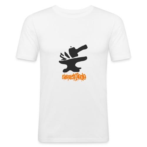 Second Collection - Männer Slim Fit T-Shirt