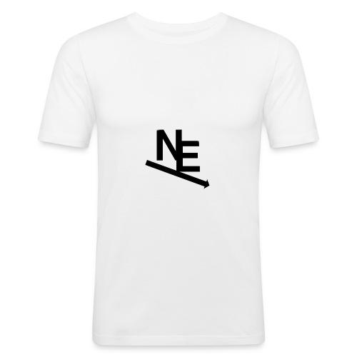 NE Classic - Slim Fit T-skjorte for menn