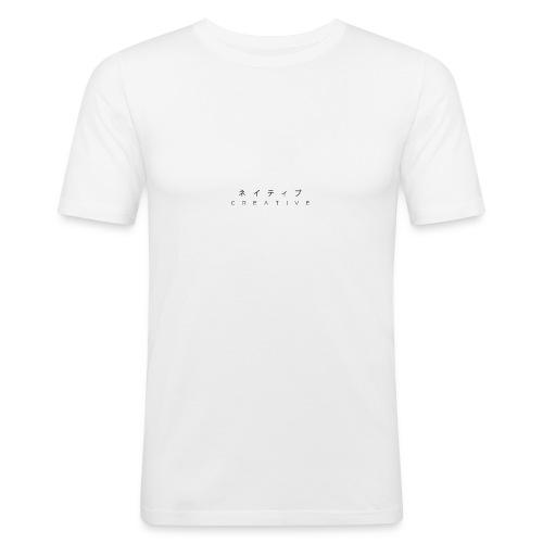 Native Creative - Men's Slim Fit T-Shirt