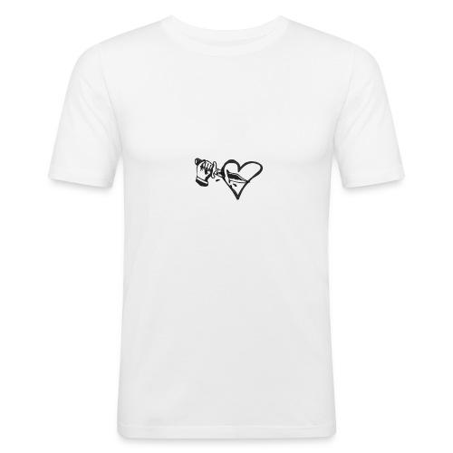 Trust - T-shirt près du corps Homme