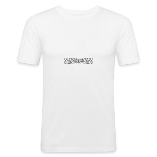 disturbo dissociativo - Maglietta aderente da uomo