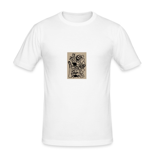 nightmare. - Men's Slim Fit T-Shirt
