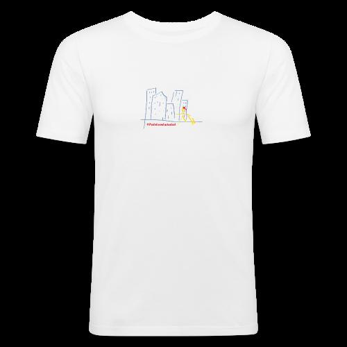 #Paletoenlaciudad - Camiseta ajustada hombre