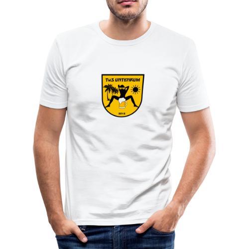 TuS Untenrum Malle Edition - Männer Slim Fit T-Shirt
