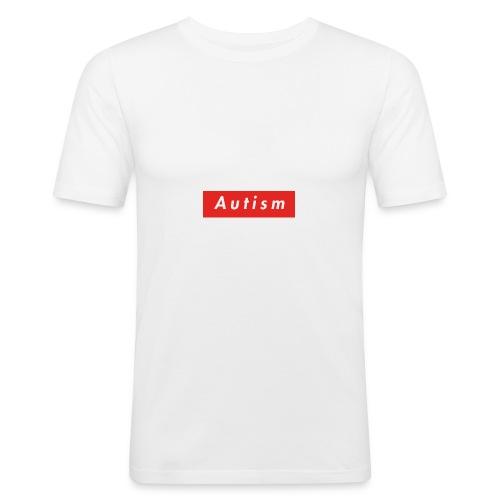 Autism - Männer Slim Fit T-Shirt