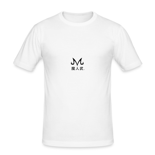 majin logo shirt - slim fit T-shirt