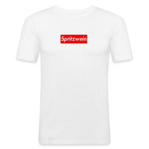 Spritzwein - Men's Slim Fit T-Shirt