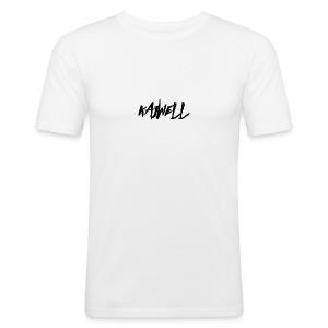 DJKajwell - Men's Slim Fit T-Shirt