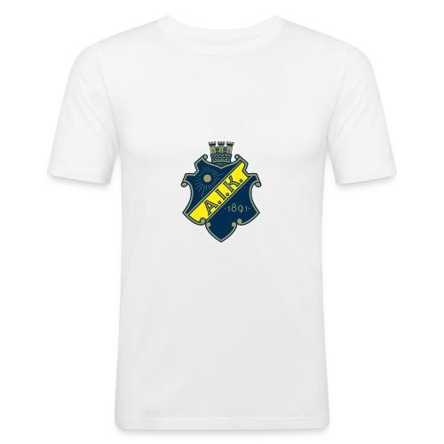 AIK - Slim Fit T-shirt herr