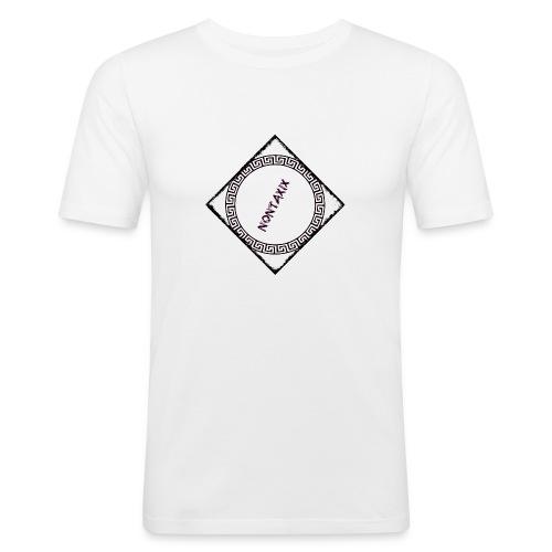 Nontaxix - Männer Slim Fit T-Shirt
