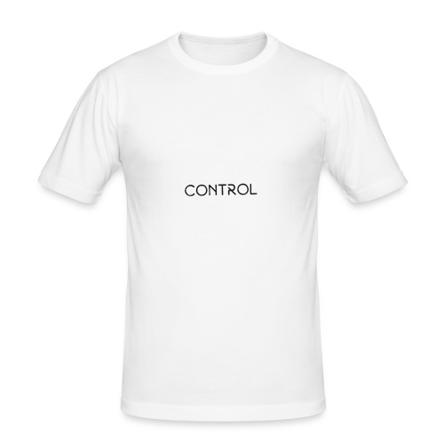Control - Männer Slim Fit T-Shirt