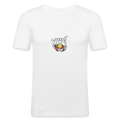 snooze - T-shirt près du corps Homme