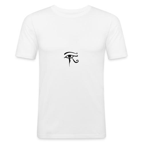 Eye of Horus - Männer Slim Fit T-Shirt
