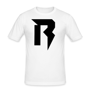 REVERSE MAIN - Männer Slim Fit T-Shirt