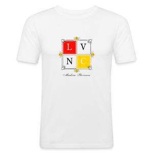 LVNC - Tee shirt près du corps Homme