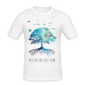 Men's shirt Next Nature Light - Men's Slim Fit T-Shirt