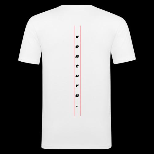 Ventura Back Logo - slim fit T-shirt