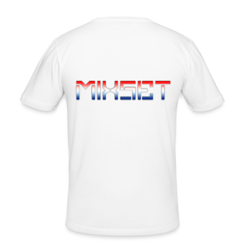 LOGO-RWB - Men's Slim Fit T-Shirt