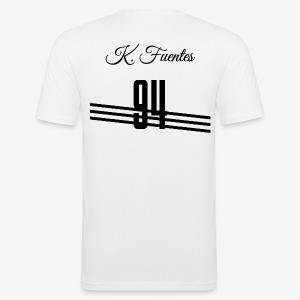 Trikot 94 - Männer Slim Fit T-Shirt