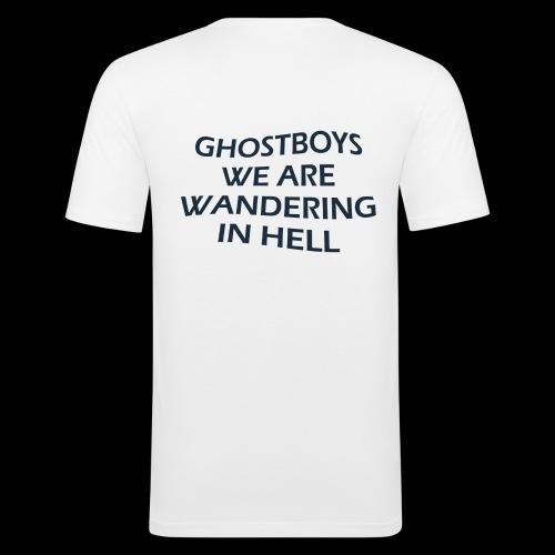 Ghostboys - Männer Slim Fit T-Shirt