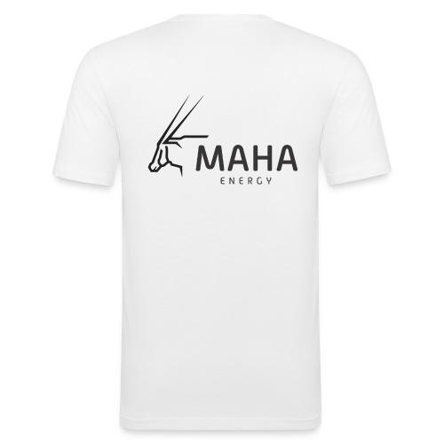 Maha_Logo - Herre Slim Fit T-Shirt