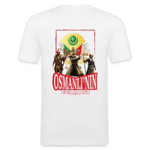 Osmanli Fedaisi - Männer Slim Fit T-Shirt