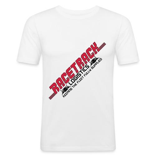 logistics v2 x - Men's Slim Fit T-Shirt