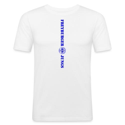 Freyburger Jungs - Männer Slim Fit T-Shirt