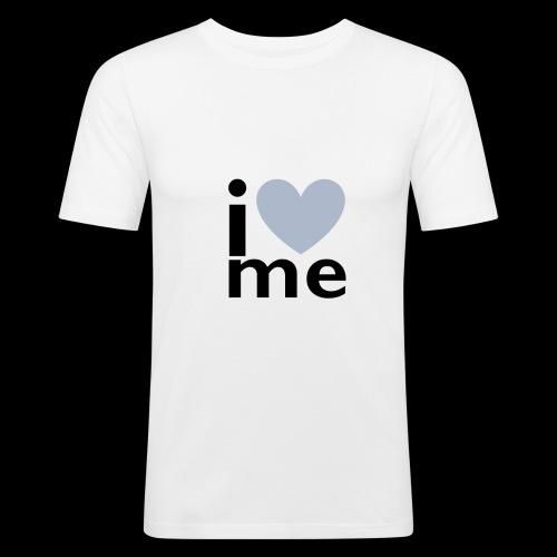 iLOVE clothing range - Men's Slim Fit T-Shirt