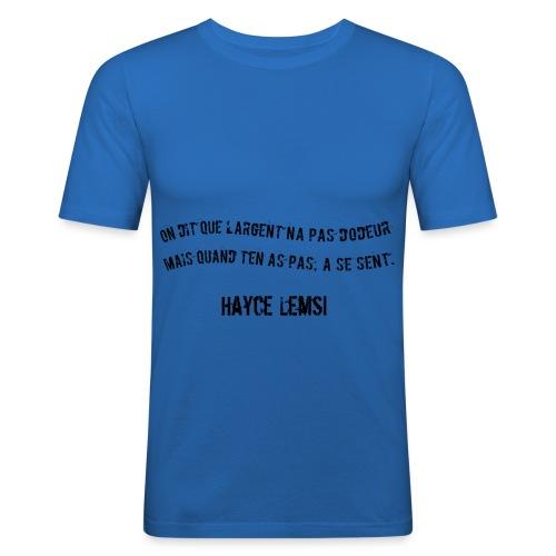 Punchline de Hayce lemsi - T-shirt près du corps Homme