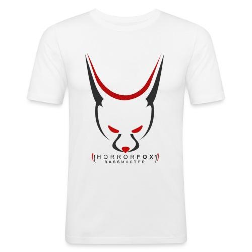 Simple Logo - Men's Slim Fit T-Shirt