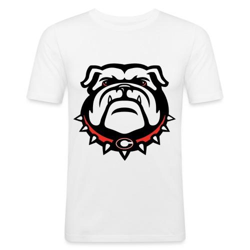 CASPAR - Männer Slim Fit T-Shirt